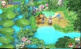 Rune Factory 4 game