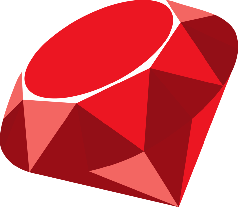 ruby language logo