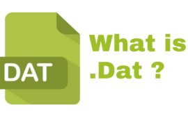 what is a dat file