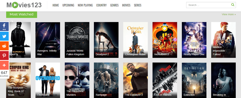 movies123 movie website