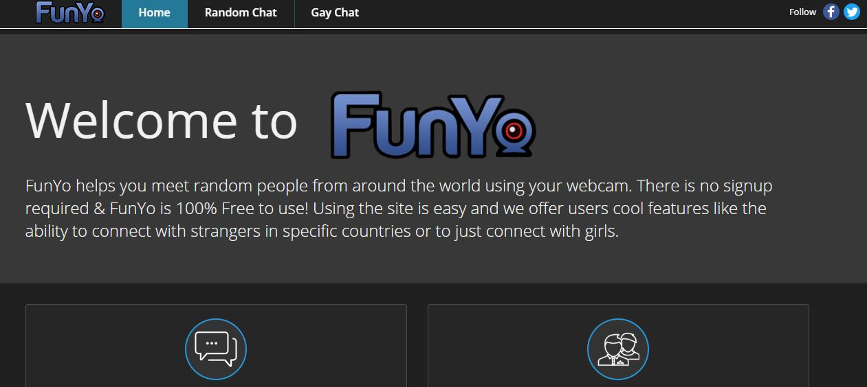 Where you strangers site with can chat 17 Free